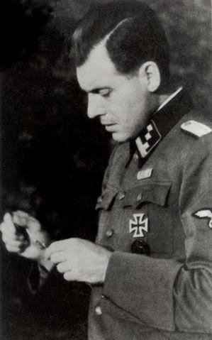 Photo of Josef Mengele
