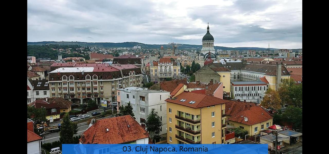 03. Cluj Napoca
