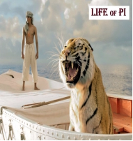 India / The Life of Pi Filmed